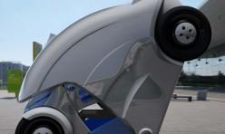 Armadillo-T voiture éléctrique