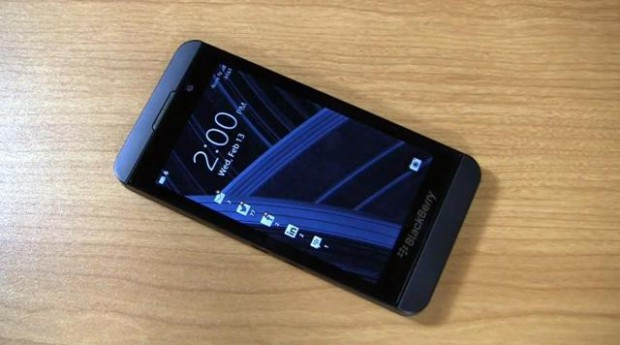 A10 de Blackberry