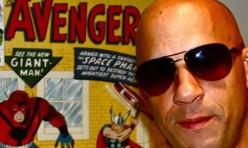 Marvel studio Vin Diesel