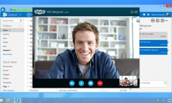 skype messagerie Outlook