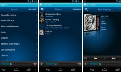 sonos android on device