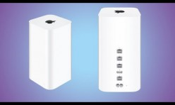 AirPort Extreme et Time Capsule