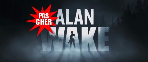 Alan Wake Soldes