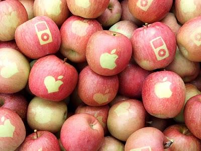 Arnaque des pommes à la place d'iphone