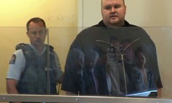 Arrestation Kim Dotcom