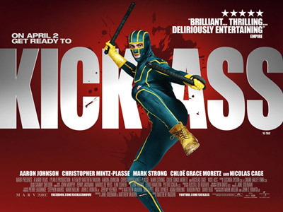 Bande annonce kick ass