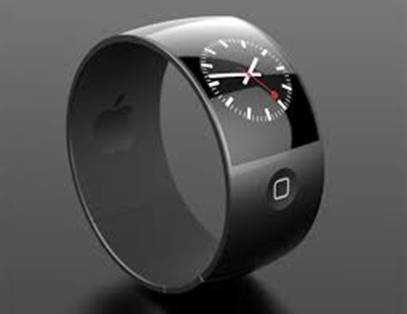Brevet Apple l'iWatch