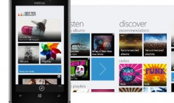 Deezer lance Windows 8