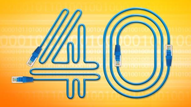 Ethernet a 40 ans