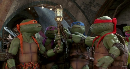 Film Tortues Ninjas