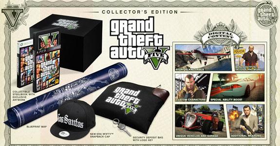 GTA V édition collector