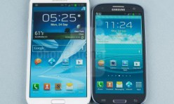 Galaxy Note III VS Galaxy S4
