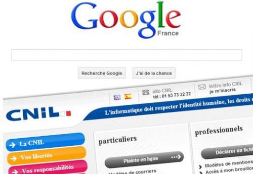 Google amende confidentialite