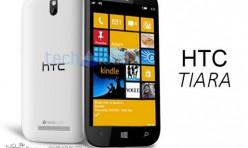 HTC Tiara en fuite