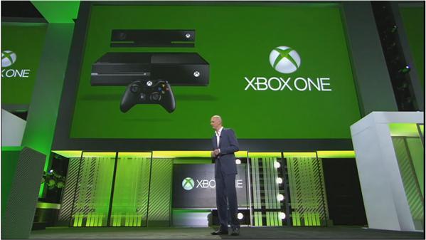 La connexion Xbox One
