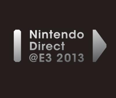 Le sommaire du Nintendo Direct