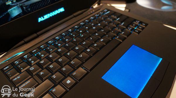 Les 3 games de laptop Alienware