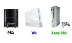 Les consoles des Jeux