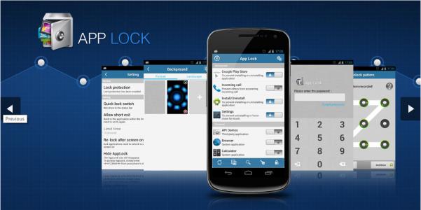 Locket smartphone android