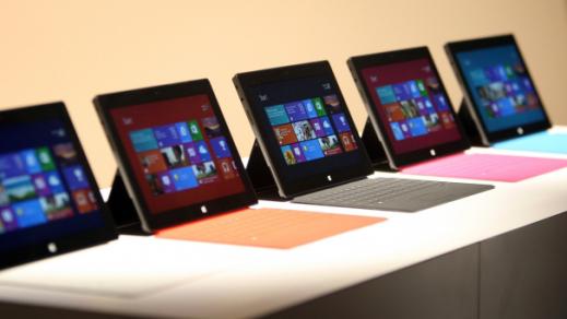 Microsoft dévalorise l'iPad