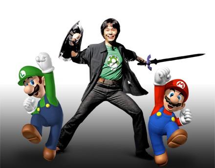 Miyamoto Nintendo