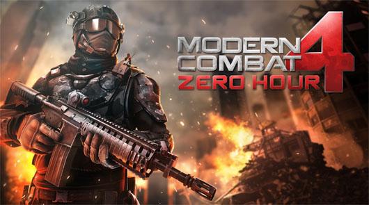 Modern Combat 4 Zero-Hour