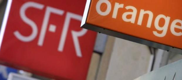 Orange et SFR frappés par la justice