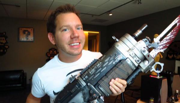 PS4 Cliff Bleszinski milite