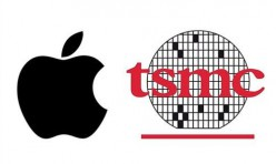 Partenariat Apple et TSMC