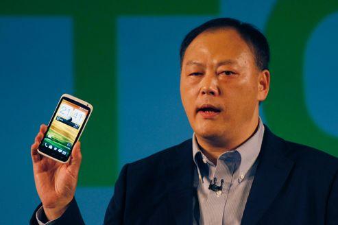Peter Chou PDG HTC