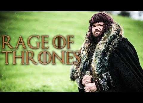 Rage Of Thrones