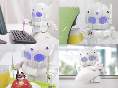Raspberry Pi et RobotRAPIRO