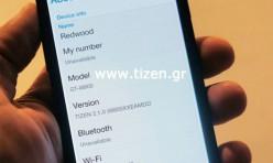 Samsung GT i8800 sous Tizen 2.1