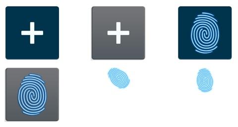 Samsung reconnaissance empreinte digitale