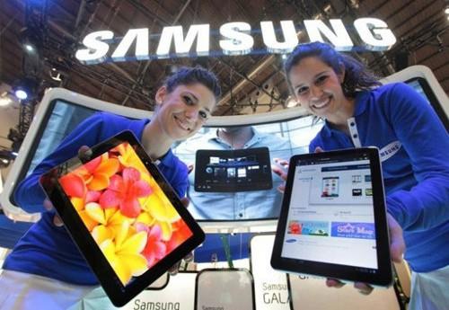 Samsung tablette 12 pouces