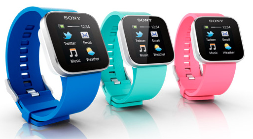Sony mobile SmartWatch