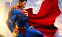Super hero Superman