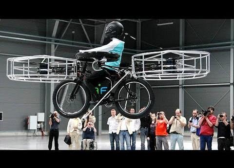 Vélo Electrique Volant