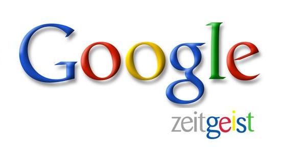 Zeitgeist de Google