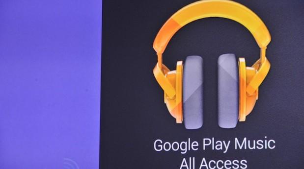 All access de Google