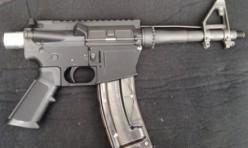 armes estampillées 3D