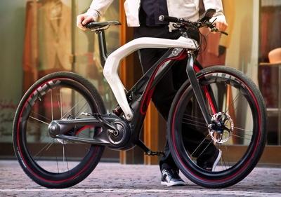 bicyclette electronique