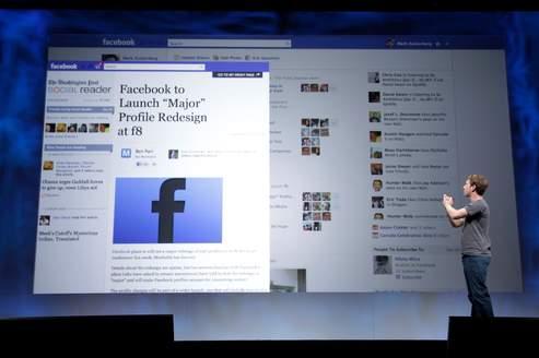 La conférence Facebook