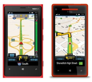 copilot GPS windows phone 8