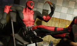 deadpool jeux videos