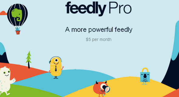 feedly pro payant