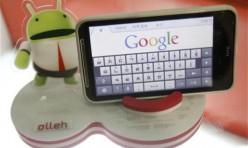 google règne sur les publicités mobiles