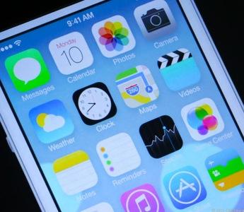iOS7 disponible pour iPad
