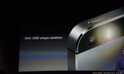 iphone 5S avec 2 LED