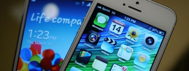 iphone Galaxy S4